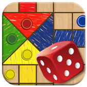 Ludo Parchis Classic Woodboard in PC (Windows 7, 8 or 10)
