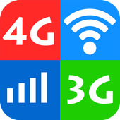 Wifi, 5G, 4G, 3G speed test app in PC - Download for Windows