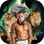 Wild Animal Photo Frames Latest Version Download