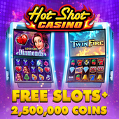 Hot Shot Casino Games - Free Slots Online  APK v3.00.27 (479)