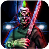 Scary Clown Attack: Creepy Horror Clowns Games 3D 1.0 Android for Windows PC & Mac
