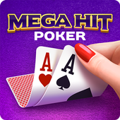 Mega Hit Poker: Texas Holdem massive tournament  For PC