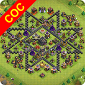 Maps of Clash Of Clans 1.4.0 Android for Windows PC & Mac