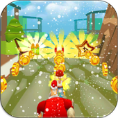Boy Subway Surf Run Snow in PC (Windows 7, 8 or 10)