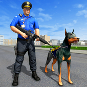 US Police Dog Subway Simulator Games–Crime Chase Latest Version Download