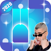 Bad Bunny Piano Tiles Game 3.0 Android for Windows PC & Mac