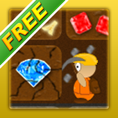 Treasure Miner - Mining Free For PC