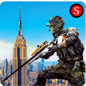 Sniper Gun Sharp Shoot : Army Spy Counter Attack  in PC (Windows 7, 8 or 10)