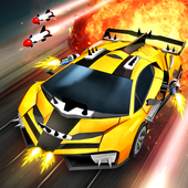 Chaos Road Combat Racing For PC
