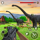 Download Dinosaurs Hunter Wild Jungle Animals Safari 2 1.8 APK File for Android