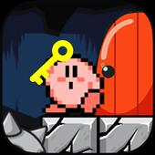 KirbyEscape - 2D Escape Game