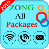 All Zong Packages 2018  1.0 Android Latest Version Download