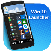 Windows 10 Computer Launcher For Android app in PC