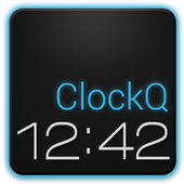 ClockQ - Digital Clock Widget Latest Version Download