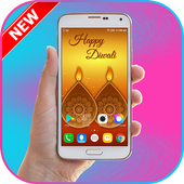 Diwali Live HD Wallpaper : Happy Diwali 2017  APK 1.1