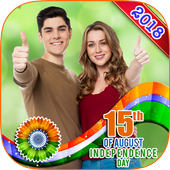 15 August 2018 Photo Frames : Indian DP Maker  APK 1.0