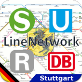 LineNetwork Stuttgart in PC (Windows 7, 8 or 10)