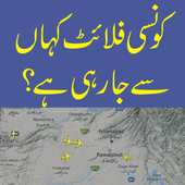 Free Flight Tracker for Pakistan  For PC