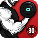Dumbbell Workout at Home - 30 Day Bodybuilding APK 1.1.0