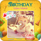 Birthday Video & GIF Maker  APK 5.0