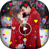 Heart Photo Effect Video Maker 2018 - Video Editor
