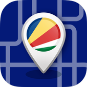 Offline Seychelles Maps Gps navigation that talks APK v1.0.2 (479)