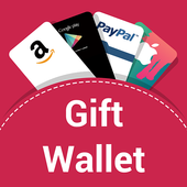 Gift Wallet - Free Reward Card Latest Version Download