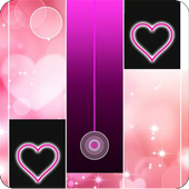 Heart Piano Tiles Pink 1.1.0 Android for Windows PC & Mac
