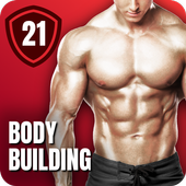 Home Workout for Men - Bodybuilding app in PC - Download for
