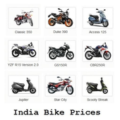 India Bikes : Price App : Reviews Colors Problems Latest Version Download