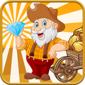 Gold Miner HD 2017 For PC