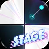 ピアノタイルステージ 「ピアノタイル」の日本版。大人気無料リズムゲーム「ピアステ」は音ゲーの決定版 1.7.11 Android for Windows PC & Mac