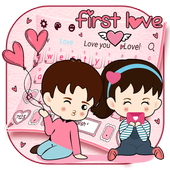 First Love Keyboard  Latest Version Download