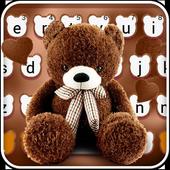 Lovely Bear Keyboard  APK 10001003