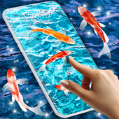 Koi Fish HD Live Wallpaper  APK 4.15.1
