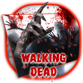 3D Live Walking Dead Zombie Keyboard 10001 Android for Windows PC & Mac