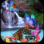 3D Butterfly Live Wallpaper