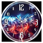 Smoke Clock Live Wallpaper  APK 1.0.0