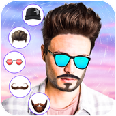 Men Hair Style: Photo Editor