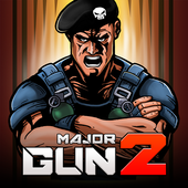 Major GUN : War on Terror 4.0.8 Android for Windows PC & Mac