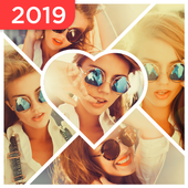 Pic Collage Maker & Photo Editor Free - My Collage  APK 1.7.9