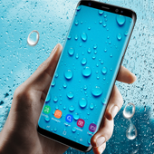Running Waterdrops Live Wallpaper APK 2.2.0.2350