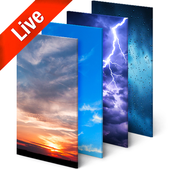 Real Time Weather Live Wallpaper App In Pc Download For