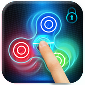 Fidget Spinner Fingerprint Lockscreen APK 9.3.0.2000