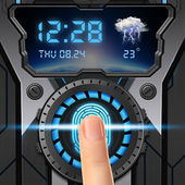 Fingerprint Lock Wheel Gear Prank APK 9.3.0.2000
