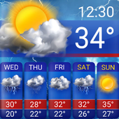 7 Day Weather Report&News in PC (Windows 7, 8 or 10)