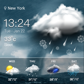 Live Weather&Local Weather 16.1.0.47490_47600 Android for Windows PC & Mac