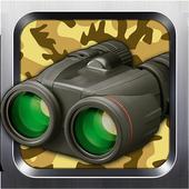 Military Binoculars Zoom HD Spy Camera