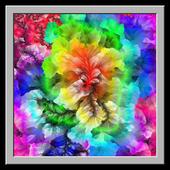 Rainbow Smoke demo