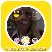 Face Swap lenses For snapchat Latest Version Download